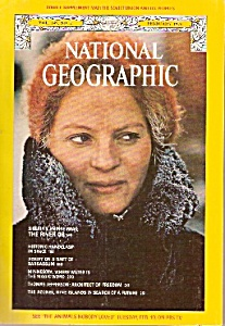 National Geographic Magazine- February 1976