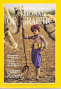 National Geographic magazine - September 1993 (Image1)