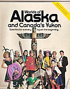 World of Alaska and Canada's Yukon magzine -  1981 (Image1)