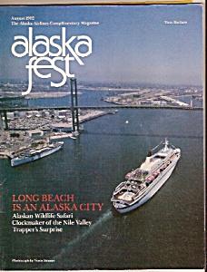 Alaska fest magazine-   August 1982 (Image1)