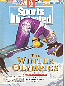 Sports Illustrated - Jan. 27, 1992 (Image1)