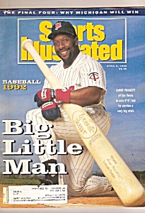 Sports Illustrated -  April6, 1992 (Image1)