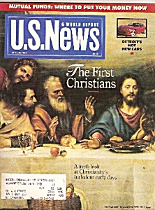 U. S. News & world report magazine-  April 20, 1992 (Image1)