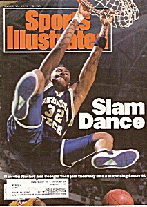 Sports Illustrated - March 30, 1992
