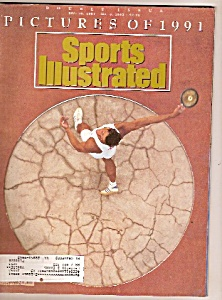 Sports Illustrated magazine-  Dec. 30, 1991 - Jan. 6, 1 (Image1)