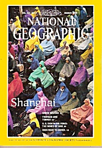 National Geographic Magazine - March 1994