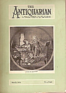 The Antiquarian magazine -  March 1926 (Image1)