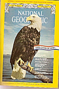 National Geographic magazine- July 1976 (Image1)