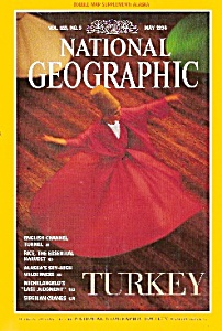 National Geographic magazine -  July 1994 (Image1)