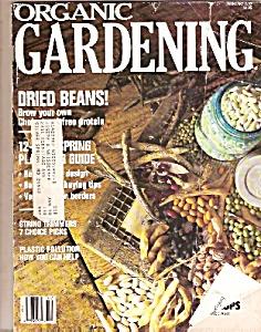 Organic Gardening - February 1989 (Image1)