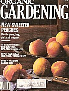 Organic gardening -  March 1989 (Image1)