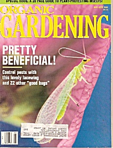 Organic Gardening - May/June 1991 (Image1)