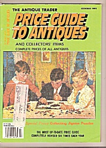 The Antique Trader - October 1991 (Image1)