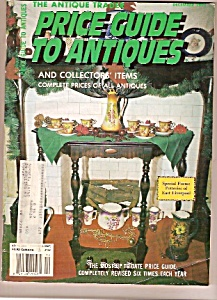 The Antique Trader Price Guide To Antiques - December 1