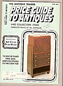 The Antique Trader price guide to antiques - June 1992 (Image1)