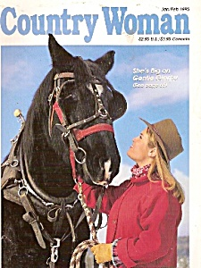Country Woman -  JanFeb. 1995 (Image1)