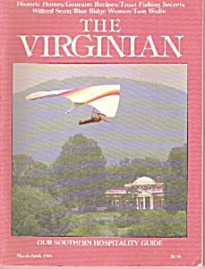 The Virginian - March-april 1985