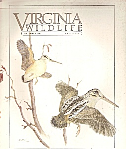 Virginia Wildlife -  September 1983 (Image1)