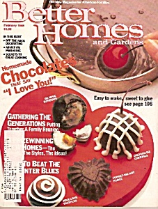 Better Homes and Gardens -  February 1986 (Image1)