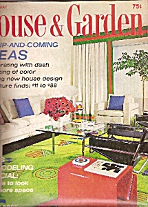 House & Garden -  May 1969 (Image1)