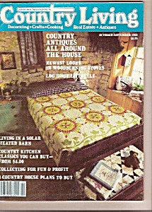 Country Living - October-november 1980