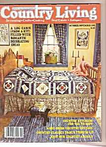 Country Living - October/November 1981 (Image1)