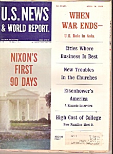 U.s. News & World Report - April 14, 1969