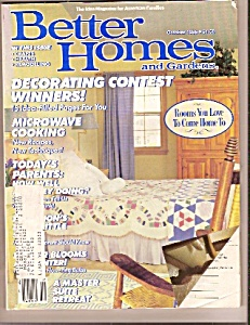 Better Homes and Gardens -  October 1986 (Image1)