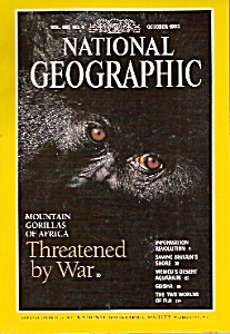National Geographic -  October 1995 (Image1)