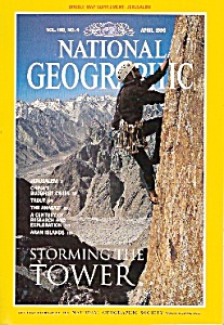 National Geographic - April 1996