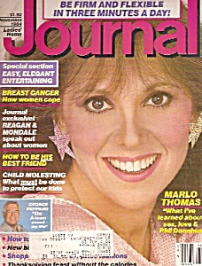 Ladies Home Journal   November 1984 (Image1)