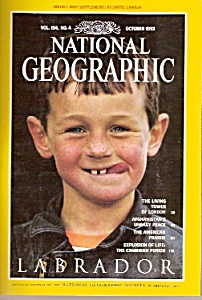 National Geographic -  October 1993 (Image1)