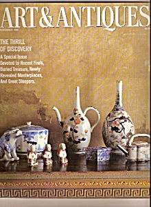 Art & Antiques - November 1986 (Image1)