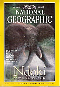 National Geographic - July 1995 (Image1)