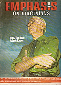 Emphasis on Virginians magazine-  November 1968 (Image1)