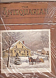 The Antiquarian - February 1 929