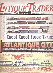 Antique Trader weekly newspaper -  January 15, 1997 (Image1)