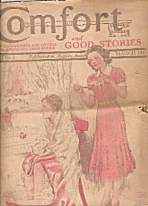Comfort magazine/newspaper -  March 1941 (Image1)