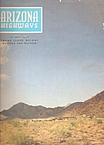 Arizona Highways - February 1956 (Image1)