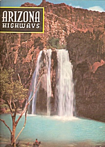 Arizona Highways - August 1956 (Image1)