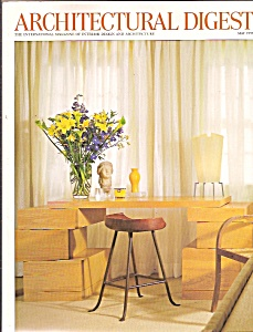 Architectural Digest - May 1998
