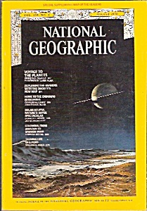 National Geographic - August 1970 (Image1)