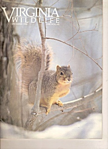 Virginia Wildlife -  December 1988 (Image1)