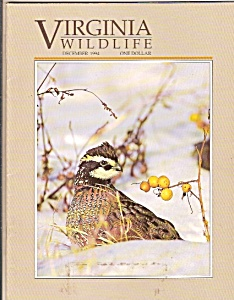 Virginioa Wildlife - December 1994