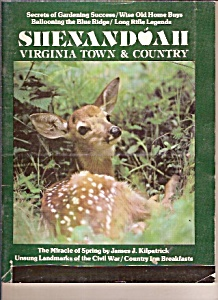 Virginia town & country- Shenandoah - March/April 1983V (Image1)