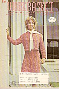 The Workbasket and home artsd magazine -  April 1972 (Image1)