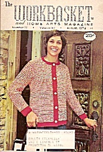 Workbasket and home arts magazine-  August 1972 (Image1)