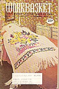 The Workbasket And Fine Arts Magazind- September 1972