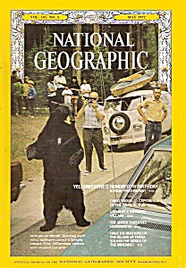National Geographic -May 1972 (Image1)