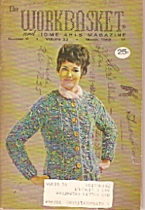 The Workbasket and home arts magazine- March 1968 (Image1)